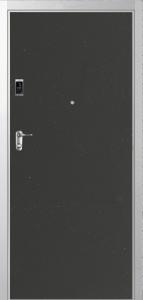 Porta blindata semielettronica