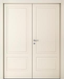 Porta doppia legno