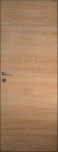 Porta filomuro legno