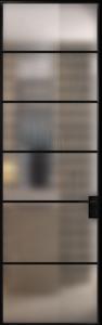 Porta filomuro vetro